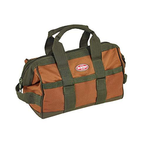 Bucket Boss Gatemouth 12 Tool Bag in Brown 60012
