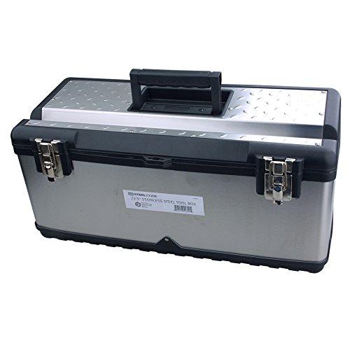 Steel Core 42802 225 Stainless Steel Tool Box