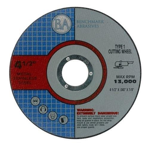 45x045x78 Pro Metal Steel Stainless Steel Cutting Cutoff Wheel - 25 Pack