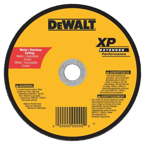 DEWALT DW8854 XP Cutoff Wheel 7-Inch X 045-Inch X 78-Inch