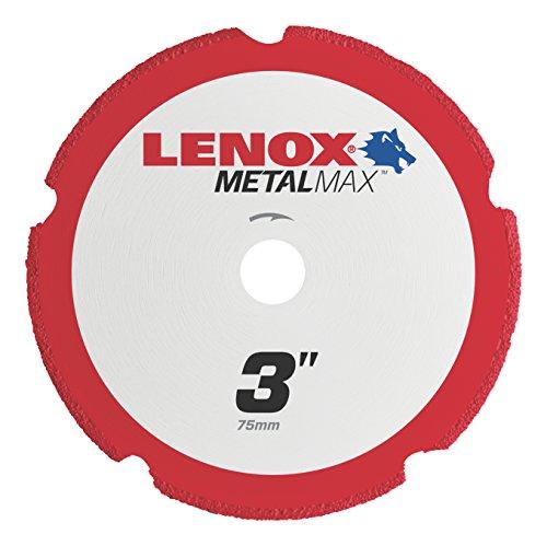 Lenox Tools 1972918 METALMAX Diamond Edge Cutoff Wheel 3 x 38