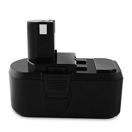 Odec Ryobi 18V Battery for Ryobi Power Tools ABP1801 ABP1803 BCP18172SM BPP-1813 BPP-1815 BPP-1817 BPP-18172 BPP-1817M BPP-1820 130224028 130224007 130255004 3000mAh Ni-MH