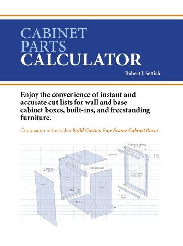 Cabinet Parts Calculator