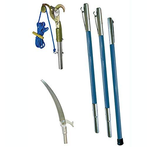 Jameson BL Kit JA-14 Pruner Pole Saw and Poles