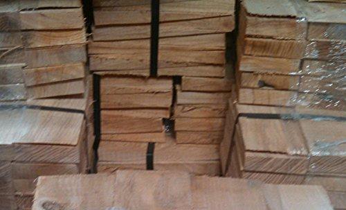 Fbt Sawmill Lumber Hard Ash Wood Wedges 36 Per Bundle ZZ