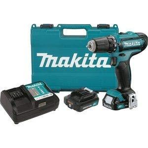 Makita FD05R1 12V Max CXT Lithium-Ion Cordless Driver-Drill Kit 38