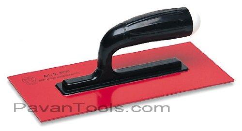 817P Plastic Trowel 280x130mm 11x51 In