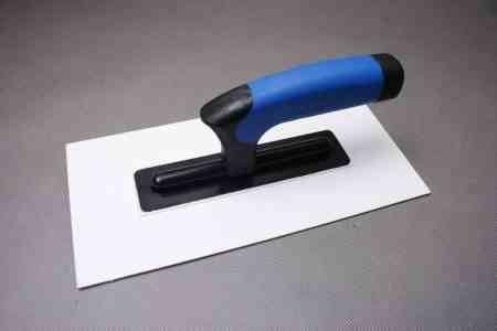 Render Texture Plastic Trowel 105 Soft Grip Float 270mm 0375 by Proper Tools