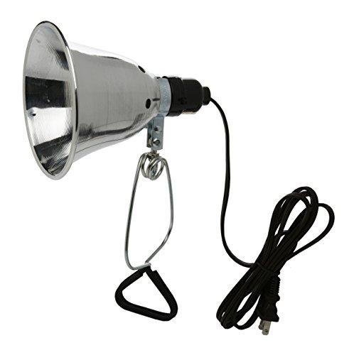 Woods 0160 182 SPT-2 Clamp Lamp Light w 55-Inch Reflector 60-Watt 6-Foot Cord