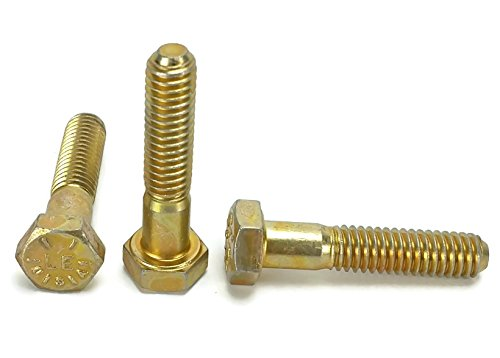 516-18 x 1-12 Hex Head Bolts Grade 8 34 To 4 Lengths in Listing Hex Head Cap Screws 516-18x1-12 50pcs
