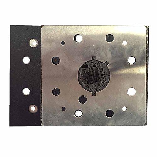 Superior Electric SPD18 14 Sheet 8 Hole Stick on Square Sanding Pad replaces Dewalt 151280-00 151284-00SV