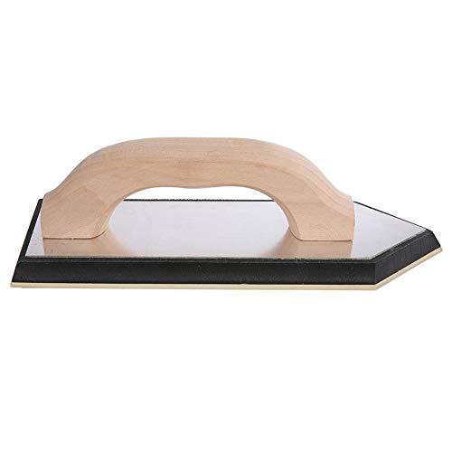 Qiterr Building Products Handheld Plastering Skimming Trowel Tile Flooring Grout Float Tiling Tool
