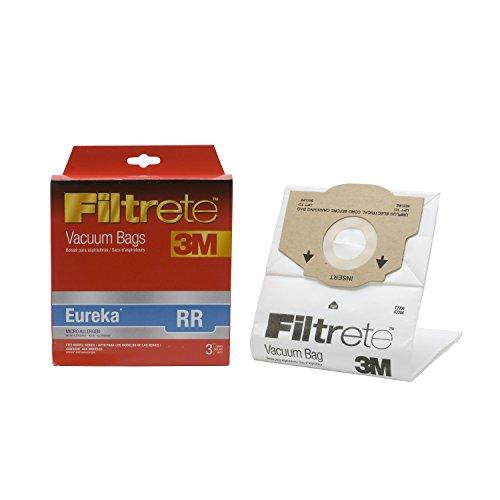 3M Filtrete Eureka RR MicroAllergen Bags 3-Pack