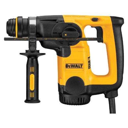 DEWALT D25313K 1-Inch SDS L-Shape 3 Mode Hammer