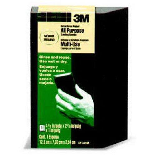3M Drywall Sanding Sponge 4875-Inch by 2875-Inch