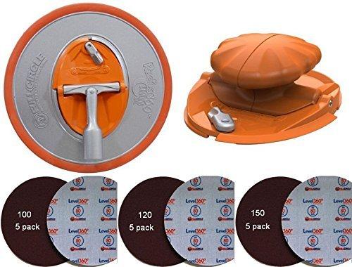 Full Circle International Inc Professional Drywall Sanding Kit