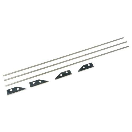 Repair Kit for 12-Inch Drywall Flat Finishing Box - Tapetech Level5 Drywall Master