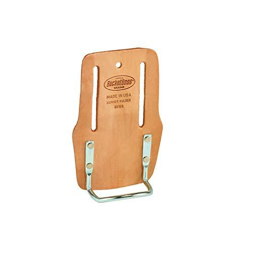 Bucket Boss 55128 Hammer Holder Saddle Leather