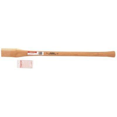 True Temper 36-Inch Replacement Double Bit Axe Hardwood Handle - 2036800