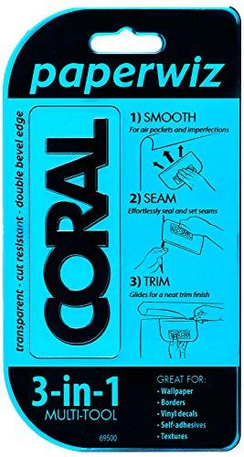 Coral 69500 3-In-1 Wallpaper Tool
