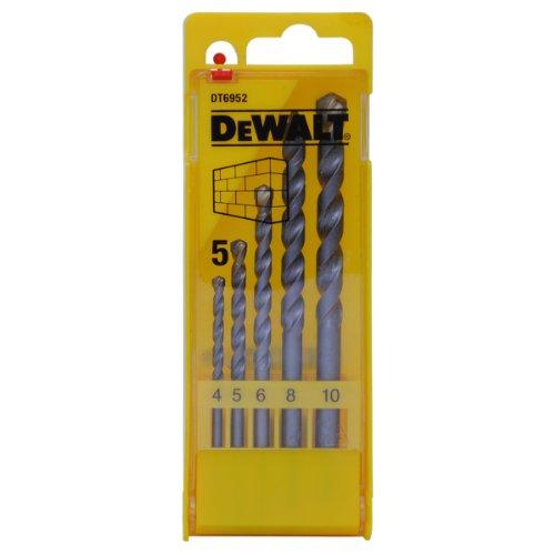 Dewalt DT6952-QZ Masonry drill bit-Set 5 Piece