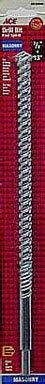 Ace Fast Spiral Rotary Masonry Drill Bit 01-14049