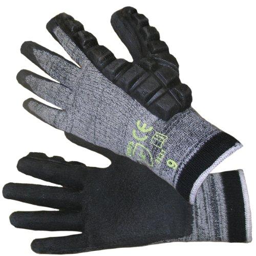 Impacto DP470032 Anti-Impact Hammer Glove Grey