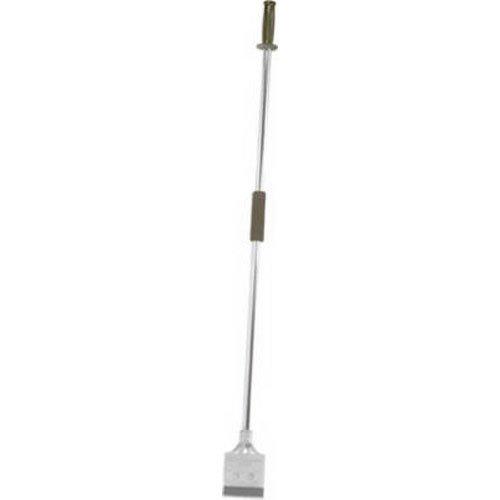Warner 792 Tool 4-Inch Strip and Clean Scraper 48-Inch Steel Handle