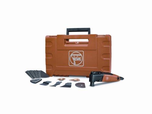 Fein FMM 250Q Select Plus MultiMaster Oscillating Detail Sander Tool Kit