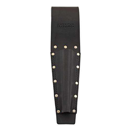 American Tradesman 544BK - Black Leather Bull Pin Holder