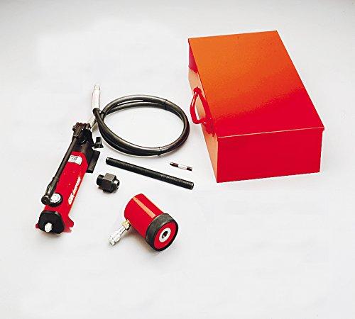 Gardner Bender KOH14A Slug-Out Hydraulic Knockout Set with PH20 Hand Pump