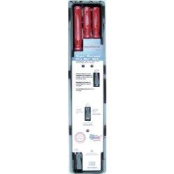 MAY61350 Mayhew 3-Pc Pry Bar Screwdriver Type Set