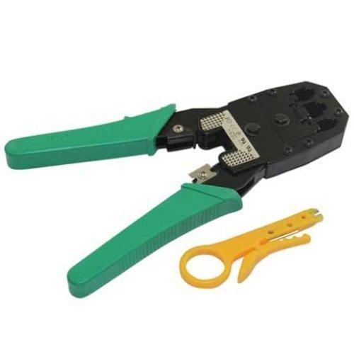 OrangeTag Rj45 Cat5 Network Lan Cable Crimper Pliers Tools
