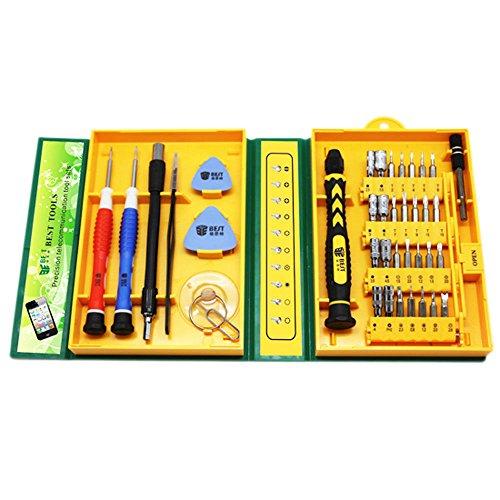 Generic LQ8LQ1692LQ air Kit Repair Kit 8 T5 Ce Cell Phone PC sio Precision Tool Set ol Set 38pcs T2 T8 T5 Screwdriver Magnetic Screwdrivers US6-LQ-16Apr15-389