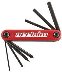 Action Folding Multi Tool Hex Screwdriver Set