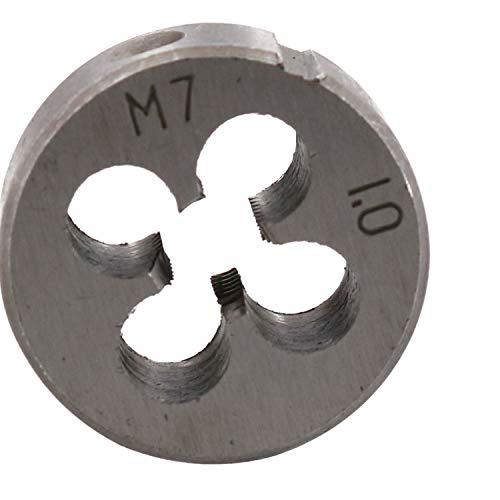 M7 x 1mm Metric Die Nut Tungsten Steel Thread Cutter 1 25mm TD063