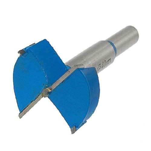 uxcell 95mm Shank 40mm Cutting Diameter Hinge Boring Drill Bit
