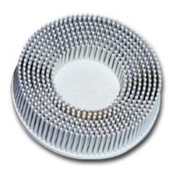 Roloc Bristle Discs - 3 In - 120 Grit - White - 10Box