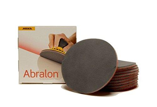 MIRKA Abralon 6 Inch 4000 Grit Sanding Discs 10 per box
