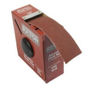 1½ x 10 yard Abrasive Cloth Rolls - 600 Grit