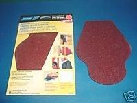 2 Pack NORTON Sanding Glove Sponges - Medium 100 Grit