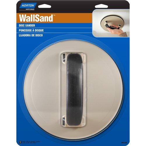 Norton 07660768104 Drywall Disc Sander for Hook and Loop Sanding Disc 9 Diameter Pack of 1