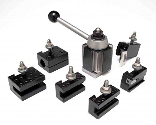 ALORIS Super Precision Quick Change Tool Post Set - Model  BXA LATHE SWING  10 - 15