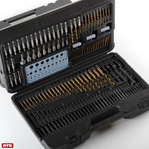 204 Pcs Combination Drill Bit Set