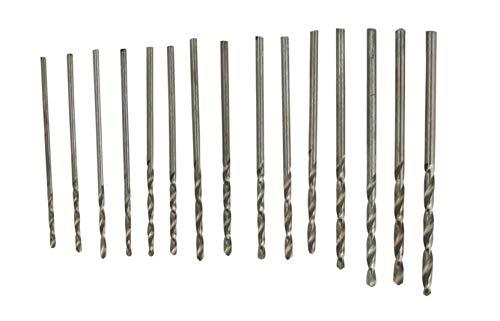 SE High Speed Steel Drill Bit Set 15 PC - 82616MD
