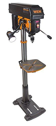 WEN 4225 86-Amp Variable Speed Floor Standing Drill Press 15-Inch