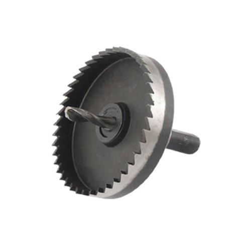 uxcell 65mm Diameter Metal Twist Drill Hole Saw Cutter Tool