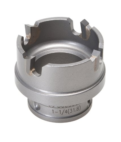 Greenlee 645-1-14 Quick Change Stainless Steel Hole Cutter 1-14-Inch