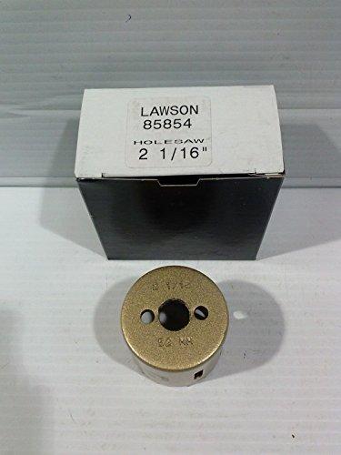 Lawson 2-116 Bi-Metal Hole Saw Set of 2