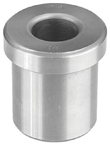 Type H Head Press Drill Bushing 12 ID x 34 OD x 12 L All American C1144 Steel Made in USA H48-8-12